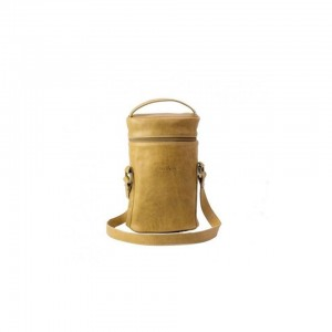 John Buck Wine Cooler Bag Hazelnut