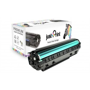 Justprint CE505A - Toner Cartridge Compatible To HP 05A Black