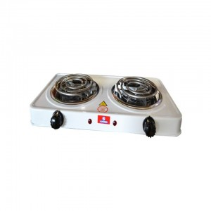 KANGO DOUBLE HOT PLATE KAN050 - SPIRAL - LARGE