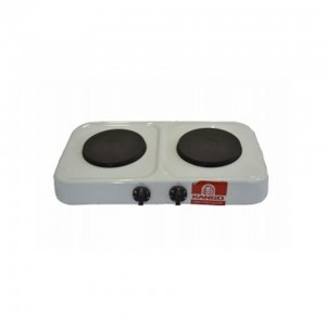 KANGO DOUBLE HOT PLATE KAN051 - SOLID - LARGE