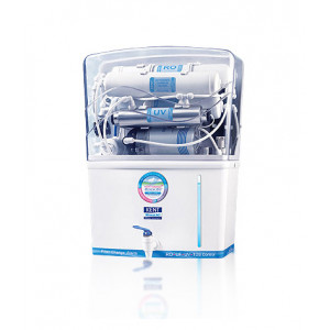 Kent Grand Plus TDS 8 L RO + UV +UF Water Purifier  (White)