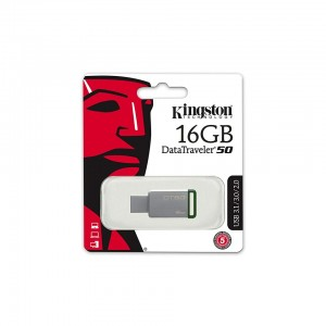 Kingston Flash Drive 16GB DataTraveler 50
