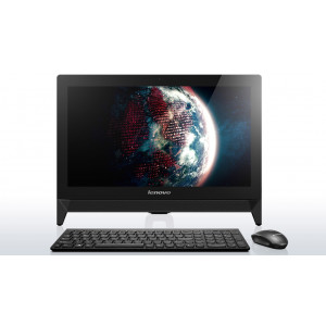 "Lenovo C20-00 (F0BB00EVSA) All-In-One Desktop (CDC N3060/2GB/500GB/19.5"" LED)"