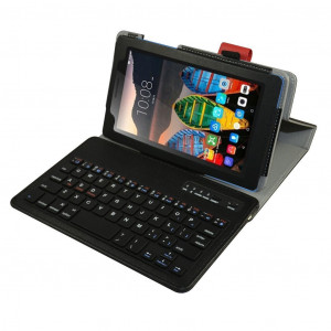 Lenovo Tablet Tab 3-710 with Voice calling+ Amplify KEYBOARD & Cover