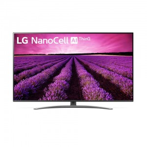 LG AI TV with ThinQ AI LG NanoCell 65SM8100PVA TV 65""