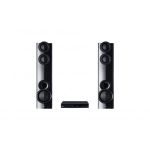 LG DVD Home Theatre LHD677