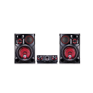 LG XBOOM 3500W HI-FI ENTERTAINMENT SYSTEM CJ98