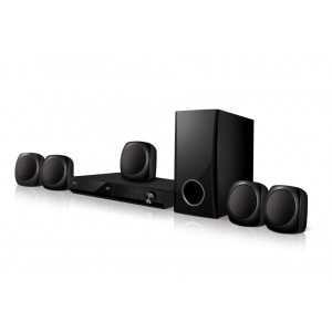 LG DVD Home Theatre LHD427