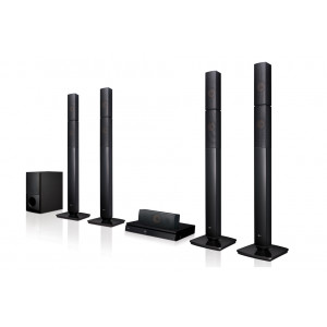 LG Home Theatre LHD657