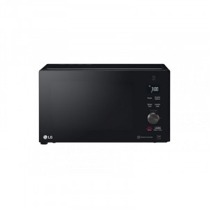 LG MH8265DIS 42 Lt With Grill Combi Microwave (Black)