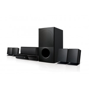 LG DVD Home Theatre LHD627