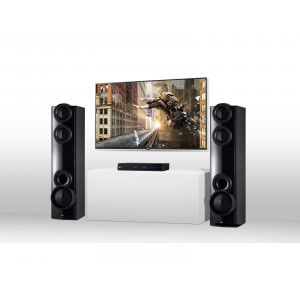 LG DVD Home Theatre LHD667