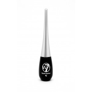 W7 Liquid Eye Liner Pot (Black)