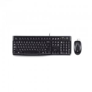 LOGITECH Wired Keyboard & Mouse Combo MK120, INTL 920-002562