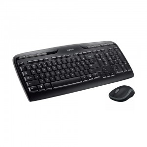 LOGITECH Wireless Keyboard & Mouse Combo MK330