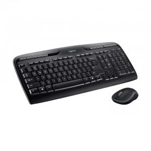 LOGITECH Wireless Keyboard & Mouse Combo MK330