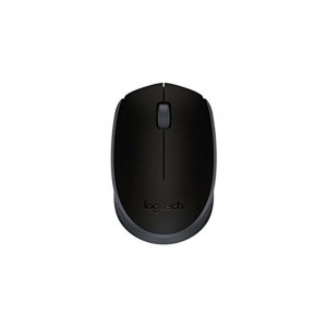 LOGITECH WIRELESS MOUSE M171 - BLACK 910-004424