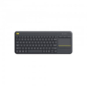 LOGITECH WIRELESS TOUCH KEYBOARD K400 PLUS - DARK