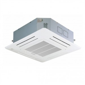 LG Ceiling Cassette R410A Gas, Inverter Type Heat & Cool  ATNW18GPLS1 18K BTU