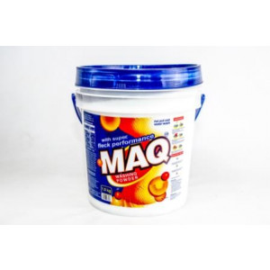 MAQ Regular Washing Powder Bucket 1.5Kg