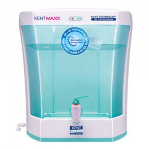 Kent Maxx 7 L UV + UF Water Purifier (White & Blue)
