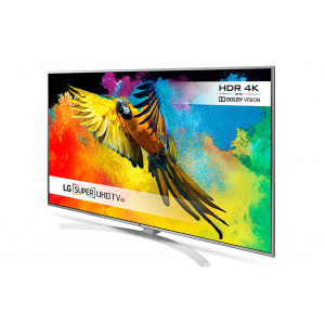 LG Super UHD Smart Satellite TV 65UH770V