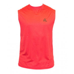Men's Moisture Management Vest(Orange)