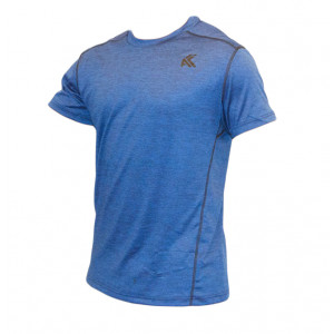 Men's Warrior T shirt(Blue)
