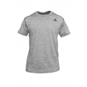 Men's Warrior T shirt(Grey)