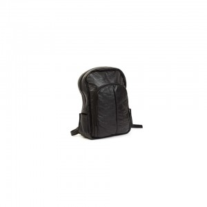 Mirelle Genuine Leather Laptop Backpack