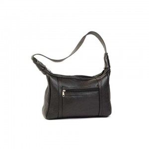 Mirelle Genuine Leather Shoulder Handbag Short Strap