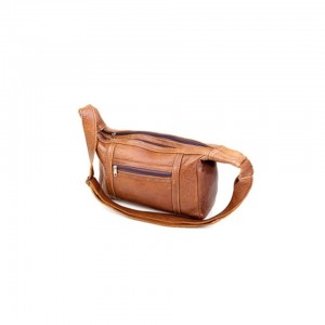 Mirelle Genuine Leather Shoulder Handbag | Adjustable Strap