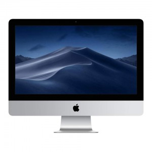 "Apple iMac MMQA2 (21.5"", 2.3GHz dual-core-7th Generation Intel Core i5, 8GB RAM, 1TB Drive) - Silver (Latest Model)"