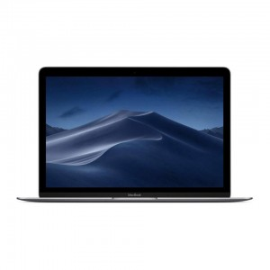 Apple 12-INCH MACBOOK: 1.2GHZ DUAL-CORE INTEL CORE M3, 256GB - SPACE GREY MNYF2
