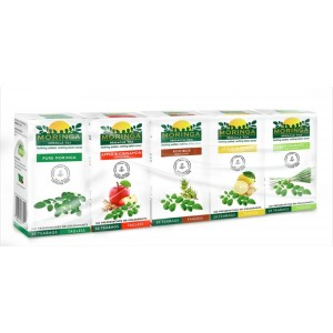 Moringa Miracle Tea - Variety Pack