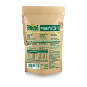 Moringa Livestock Protein Pellets (10x200g)