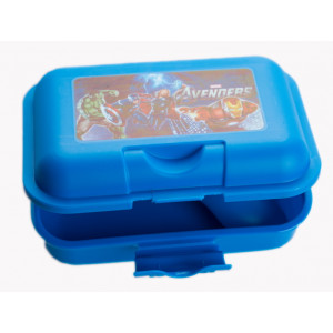 Avengers on the go sandwich lunch box