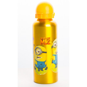 Despicable me 2 Minion steel water bottle 500 ml