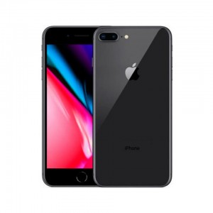 Apple iPhone 8 Plus, 256GB, Space Grey MQ8P2