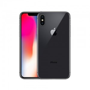 APPLE iPhone X 256GB Space grey - MQAF2