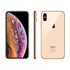 Apple iPhone Xs 256GB Smartphone, Gold MT9K2