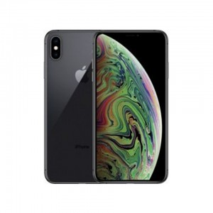 Apple iPhone Xs 512GB Smartphone, Space Grey MT9L2