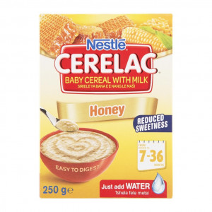 Nestle Cerelac Stage-2 Honey 250g