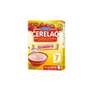 Nestle Cerelac Stage-2 Strawberry 250g