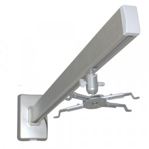 Parrot Wall Mount Bracket Projector U/Short 1000mm