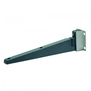 Parrot Grey Plastic Hinge and Aluminium Mounting