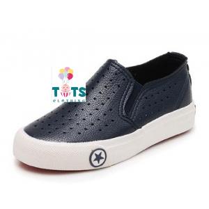 Boys Black Shoes