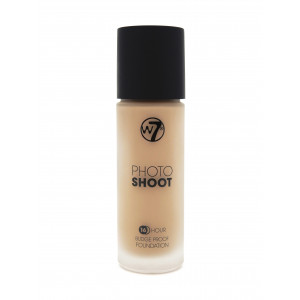 W7 Photoshoot Foundation (Sand Beige)