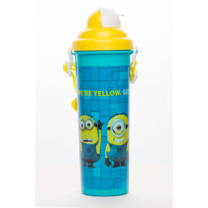 Despicable me Minion 700 ml Rock N Sip Water Bottle