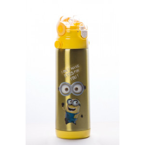 Despicable me Minion Vaccum flask bottle 700 ml